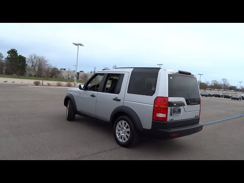 2005 Land Rover LR3 Palatine, Arlington Heights, Barrington, Glenview, Schaumburg, IL 31646B