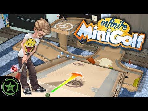 Infinite Minigolf - Giant Home