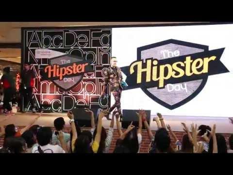 Toyota The Hipster Day วันเสาร์ที่ 9 กค. กับทีมงาน โตโยต้าบัสส์