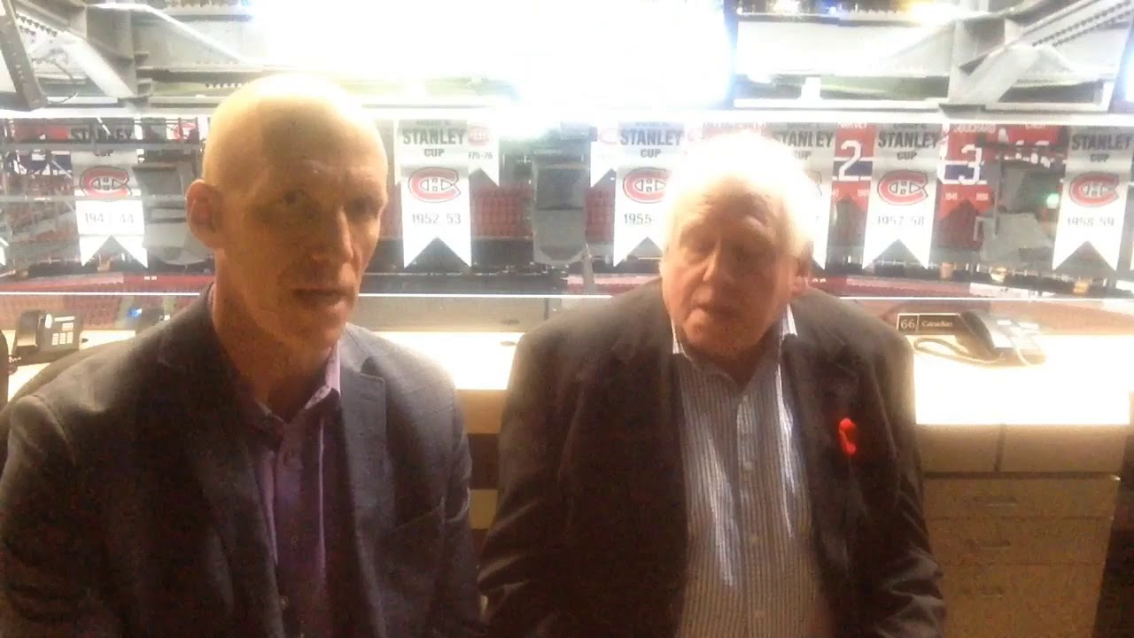Habs-Islanders Post-Game Report With Pat Hickey and Stu Cowan