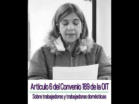 Articulo 6 Convenio 189 - ¿se ha cumplido?