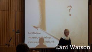 Philosophy Think Tank 2014: Lani Watson Thumbnail