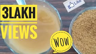 Weightloss using 4 ingredients-Flax seed, kollu,vendhayam,jeera ||Tips  from Expert|| Beauty at home