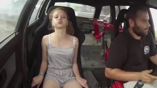 BMW Drift Taxi sexy girls