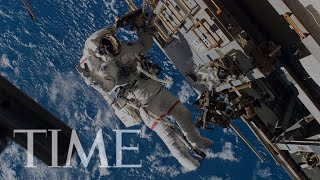 The First All-Women Spacewalk Is Happening Now   LIVE   TIME