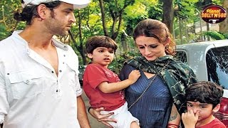 Hrithik Roshan Gifts Sussanne & Kids An Apartment | Bollywood News