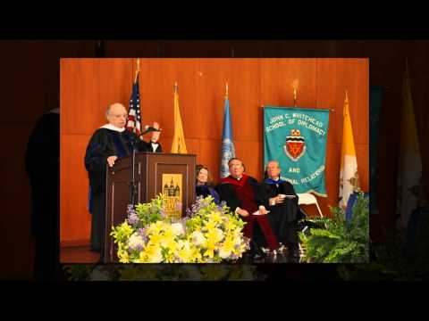 Seton Hall University Diplomacy/Intl Relations