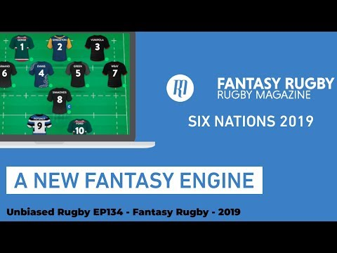 Six Nations Fantasy Rugby - An Introduction To Rugby Magazine Fantasy