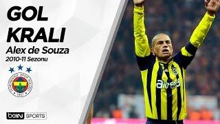 Süper Lig'in Gol Kralları   2010-11   Alex de Souza