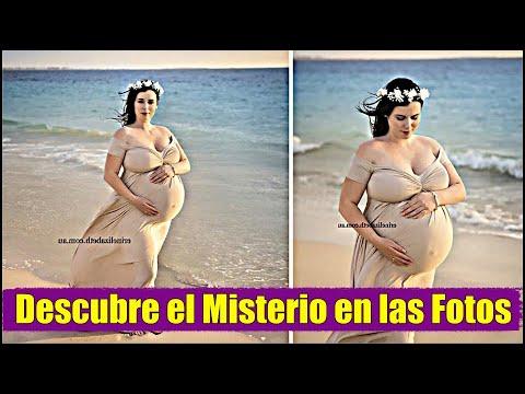 Download Esta chica Embarazada acababa de ser fotografiada en la playa. Pero lo que pasó Despues es Increible