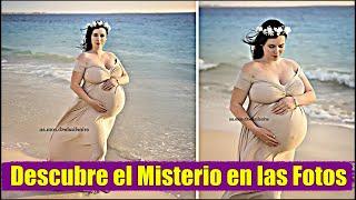 Esta chica Embarazada acababa de ser fotografiada en la playa. Pero lo que pasó Despues es Increible