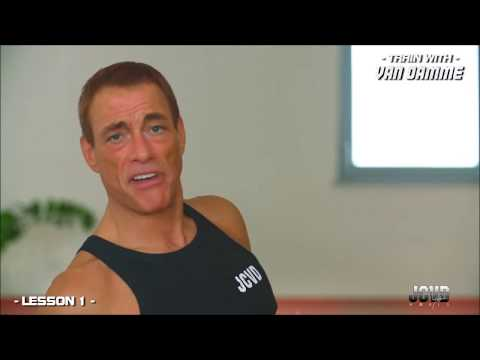 Train with Van Damme - Lesson 1 [2/5]