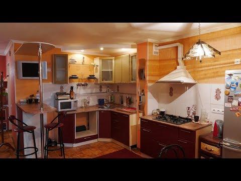 2-комнатная квартира с ремонтом 5/9 кирпичного дома в Ново-Савиновском районе Казани