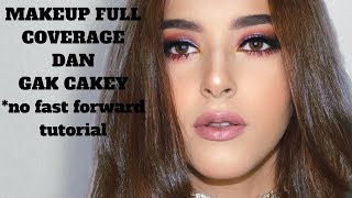 MY TIPS : CARA PAKE MAKEUP FULL COVERAGE DAN FLAWLESS