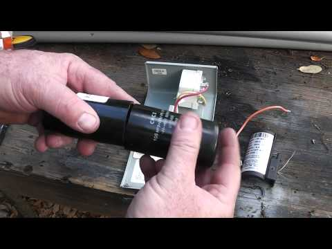 110 Volt Wire Relay Diagram How To Troubleshoot A 220volt 1hp Well Pump Youtube