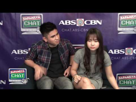 Kapamilya Chat with Kristel Fulgar and CJ Navato
