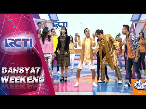 DAHSYAT - Siap Nih Yang Berhasil Mengambil Hati Piko Taro [13 Mei 2017]