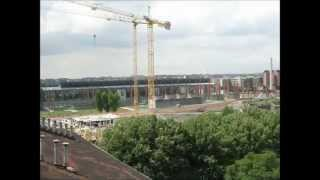 cantiere Time-lapse cantiere edile