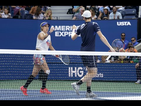 Mixed Doubles Final - Match Point And Celebration | US Open 2019