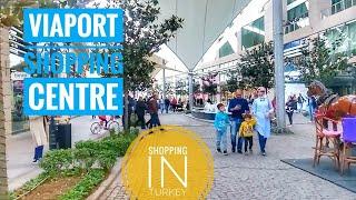 Turkey - Istanbul - Viaport Shopping Centre