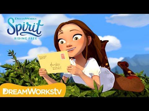 Mustang Mail Pt 2  SPIRIT RIDING FREE