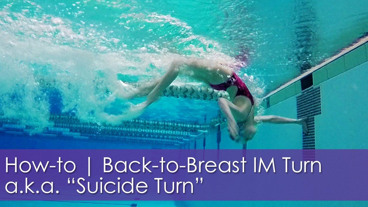 Back to breast turn