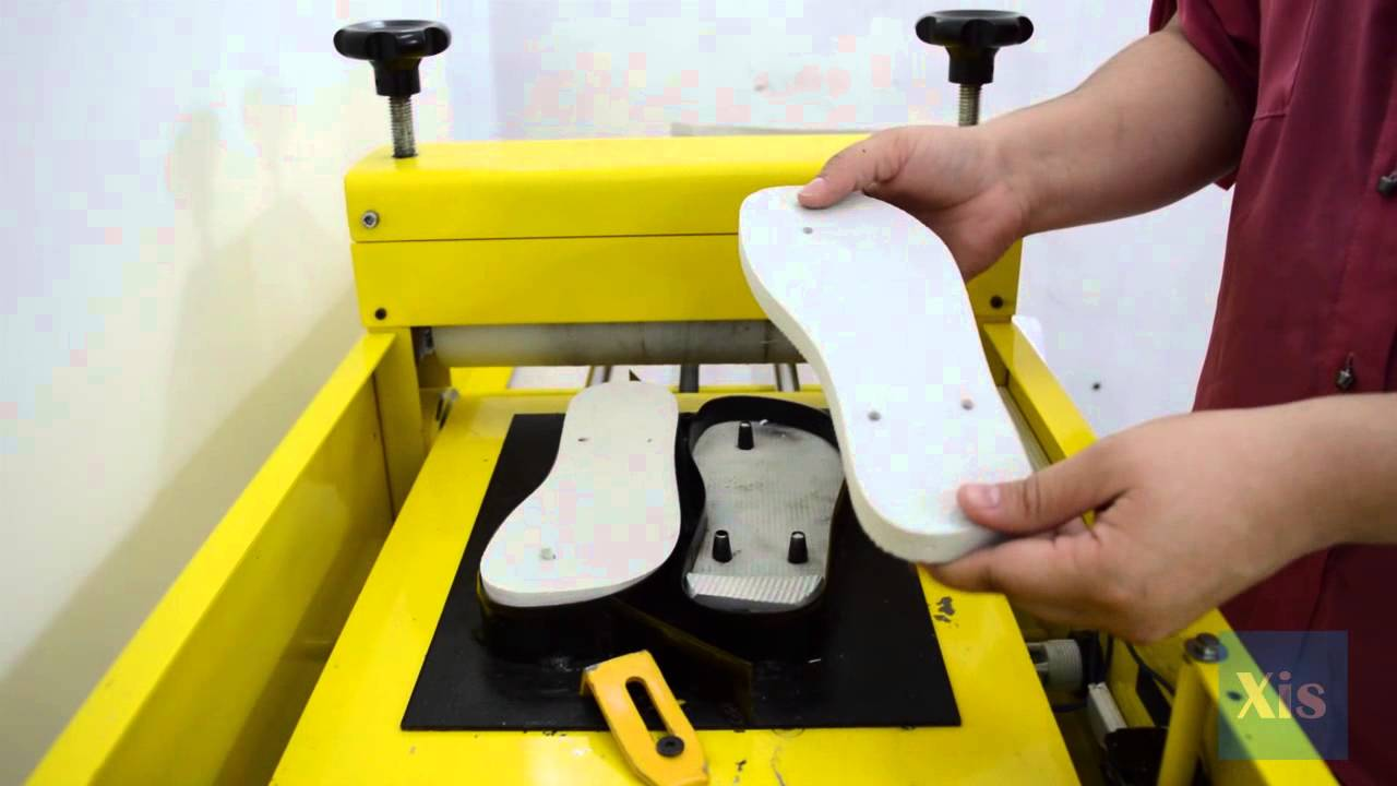 Xis Fabricar De Cortar Chinelo Máquina 0PkwN8XnO
