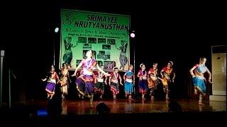 "Odissi Dance ""Mahuria Re Mahuri Baja Rahi Rahi"" By Srimayee Nrutyanustan."
