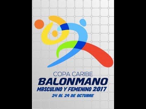 Copa Caribe 2017 - DOM VS COL (m)