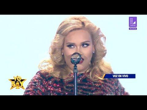 Imitadora De Adele Cerró Con Broche De Oro La Gran Final De La Presente Temporada