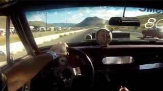 1965 Prostreet Nova Drag Racing GoPro Car & Helmet Cam