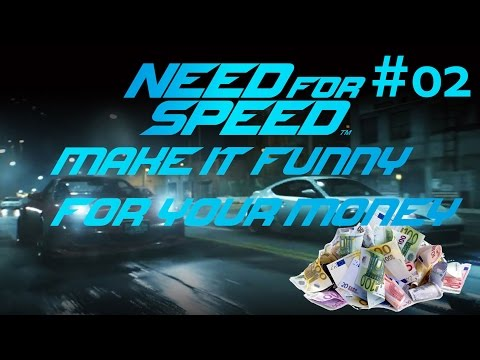 MAKE IT FUNNY FOR YOUR MONEY #02 | 150.000 Budget Challenge [German] NFS 2015