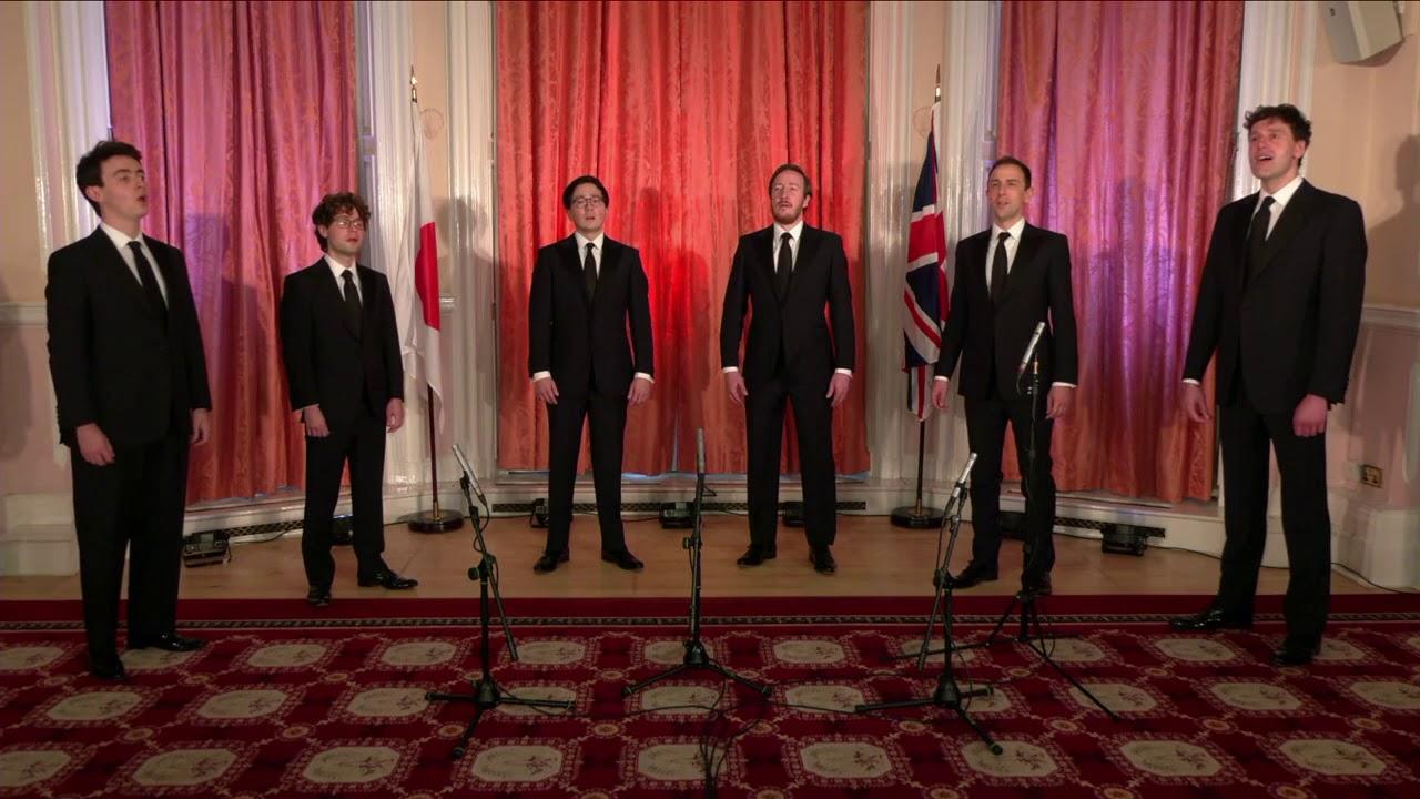 TKS: Singing at The Emperor's Birthday Reception (Online)