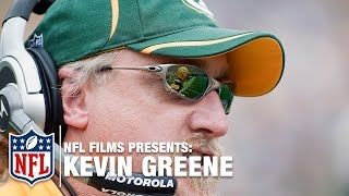 Kevin Greene: From Linebacker to LB Coach with the Packers | NFL Films