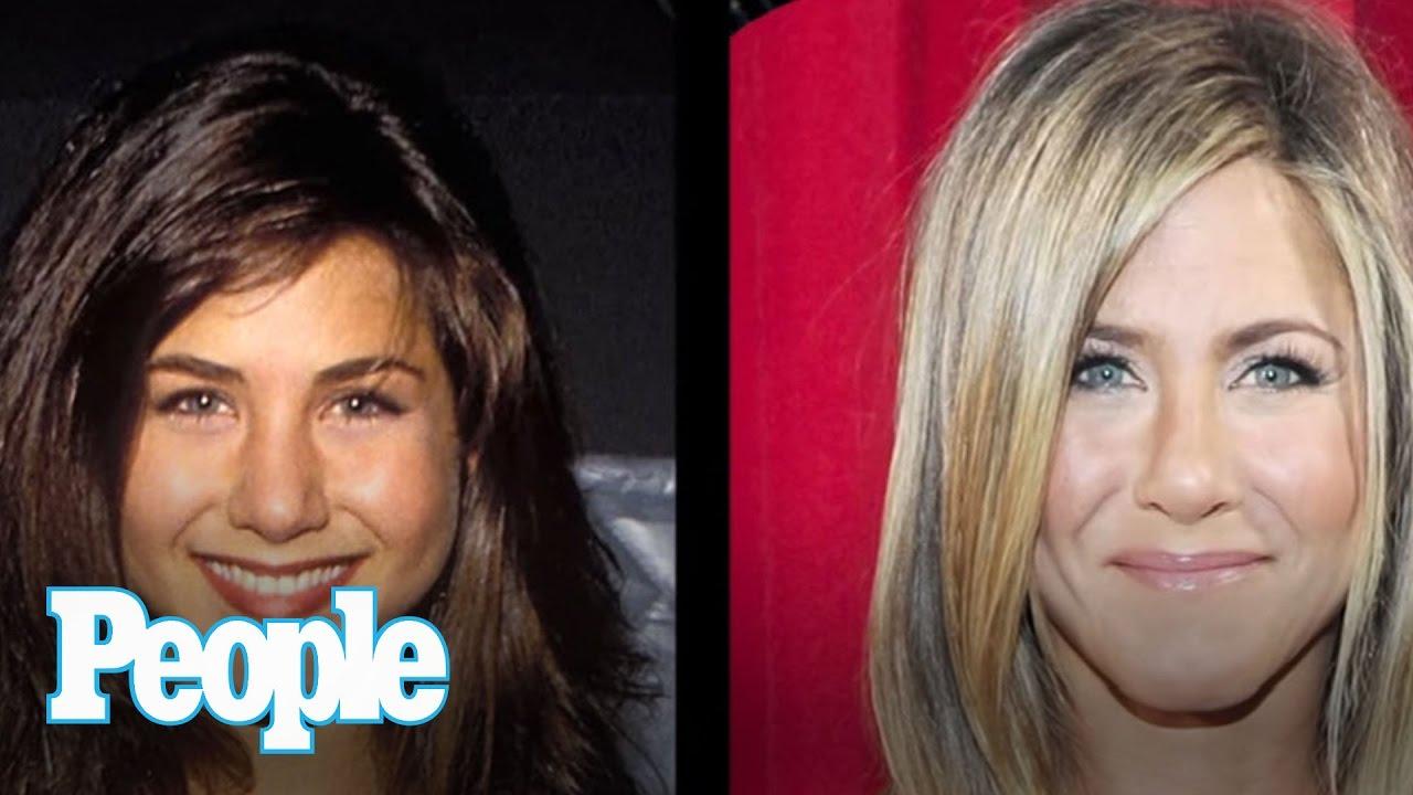 Jennifer Anistons Changing Looks People Youtube