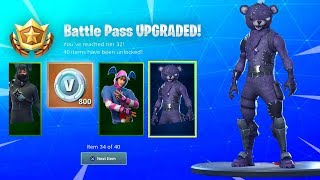 NEW SEASON 11 SKINS LEAKED! Fortnite Season 11 BATTLE PASS SKINS & MAP Leaked - Season 11 MAP LEAKS