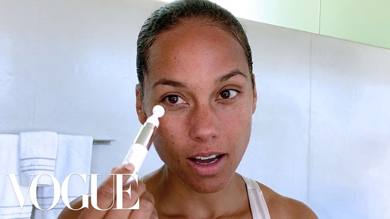 Alicia Keys' Guide to Wellness-Inspired Beauty | Beauty Secrets