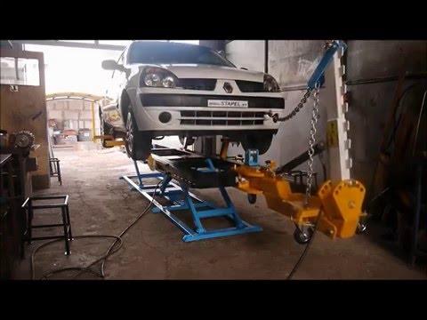 Cтапель для кузовного ремонта