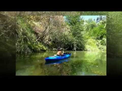 Lake Solano Is A Paddler's Haven