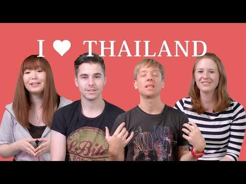 คำตอบจากต่างชาติ ว่าทำไมถึงรักเมืองไทยและคนไทย | Picnicly