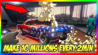 Get R CH From This GTA 5 Online Money Glitch   Unlimited Solo 1.50 Money Glitch