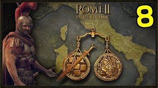 Rise Of The Republic Campaign! ROME - Total War Rome 2 Gameplay #8