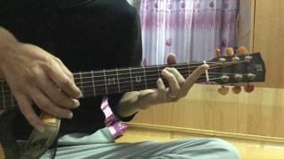 Tìm lại (Microwave, Intro, giọng Em) - Hướng dẫn đệm guitar đoạn Intro