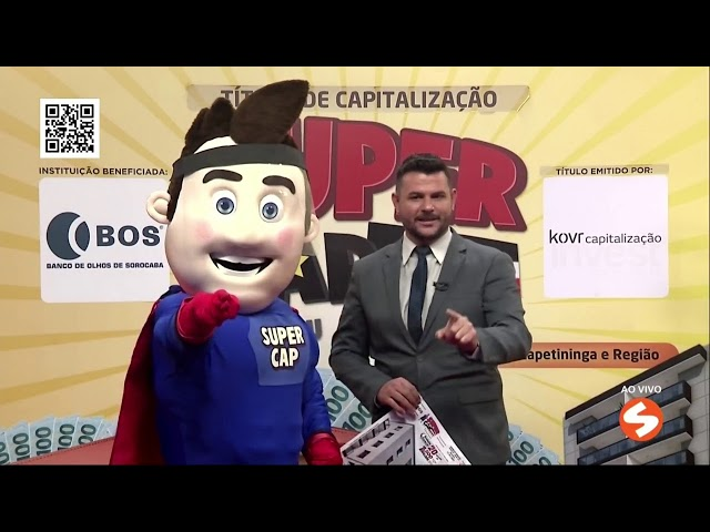Sorteio Supercap Paulista - 04 de Julho de 2021