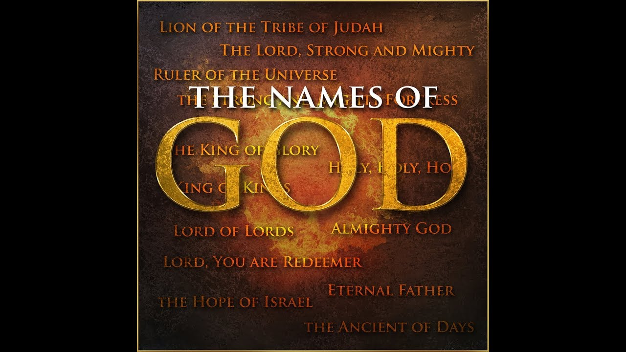 FREEDOM FOUND || IN PRAYING || THE NAMES OF GOD || OVER YOUR LIFE