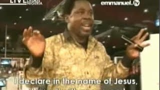 Confession Prayer: It's Well - No Matter How It Looks Like With Prophet TB Joshua