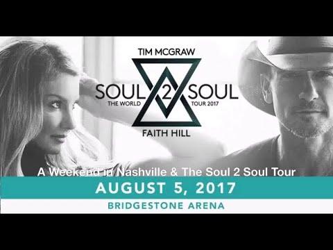 Tim McGraw & Faith Hill ~ Soul 2 Soul Tour