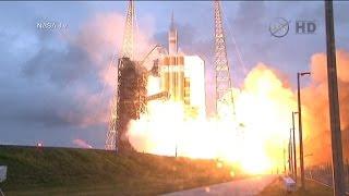 NASA's Orion Test Flight in 90 Seconds