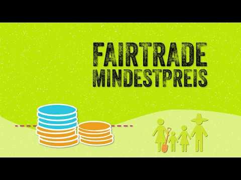 Der Fairtrade-Mindestpreis - Leben verändern durch Wandel im Handel