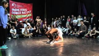 Обучение современным танцам детей